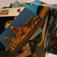 Fotografía antigua: TARJETA POSTAL LOTE DE 80 POSTALES AÑOS 60 -70 CIRCULADAS FOTOS DE TODAS LAS POSTALES (17) JULIO. Lote 93584565