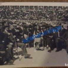 Fotografía antigua: MADRID, 1930, MITIN REPUBLICANO EN LA PLAZA DE TOROS DE LAS VENTAS. Lote 94589763