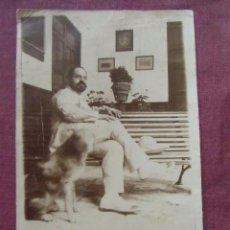 Fotografía antigua: TARJETA POSTAL CIRCULADA 31/12/1902.DIRIGIDA AL POLÍTICO LIBERAL VALENCIANO D.MANUEL YRANZO BENEDITO. Lote 95839199