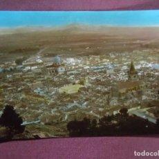 Fotografía antigua: YECLA(MURCIA) POSTAL FOTOGRÁFICA , ILUMINADA , SIN EDITOR. AÑOS 60.. Lote 95842043