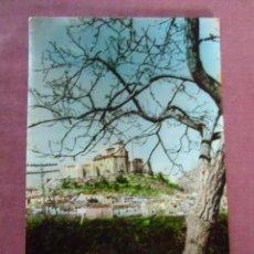 Fotografía antigua: CARAVACA DE LA CRUZ(MURCIA)POSTAL CIRCULADA, AÑOS 60, EDICIONES SANTA FE.. Lote 95842103