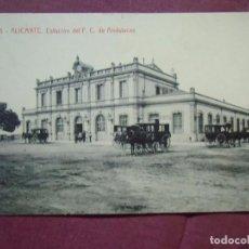 Fotografía antigua: ALICANTE. POSTAL EDICIONES THOMAS, SIN CIRCULAR.. Lote 95842259