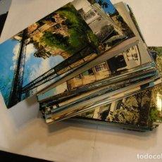 Fotografía antigua: TARJETA POSTAL LOTE DE 140 POSTALES AÑOS 60 -70 CIRCULADAS FOTOS DE TODAS LAS POSTALES (17). Lote 96117995