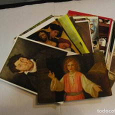 Fotografía antigua: TARJETA POSTAL LOTE DE 40 POSTALES AÑOS 60 -70 CIRCULADAS FOTOS DE TODAS LAS POSTALES (17). Lote 96118295