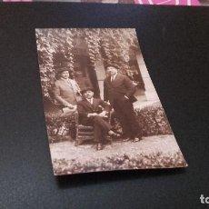 Fotografía antigua: ANTIQUISIMA FOTOGRAFÍA POSTAL - GRUPO DE AMIGOS - ( PEDIDO MÍNIMO 5 EUROS). Lote 97480039