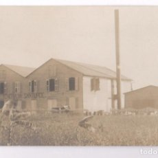 Fotografía antigua: TENERÍA DE SANTURCE, PUERTO RICO. SIN DATOS REVERSOS, 1910 APROX.. Lote 97691715