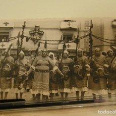 Fotografía antigua: ANTIGUA FOTO FOTOGRAFIA TARJETA POSTAL ALCOY MOROS Y CRISTINOS AÑOS 50 (17). Lote 101227367