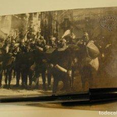 Fotografía antigua: ANTIGUA FOTO FOTOGRAFIA TARJETA POSTAL ALCOY MOROS Y CRISTINOS AÑOS 50 (17). Lote 101227551