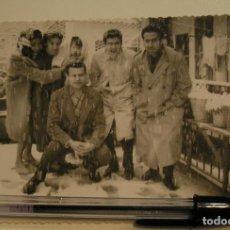 Fotografía antigua: ANTIGUA FOTO FOTOGRAFIA , NEVADA VALENCIA DEL 11 DE ENERO DE 1960 (17). Lote 101771419