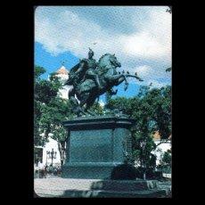 Fotografía antigua: TARJETA POSTAL, PLAZA BOLIVAR CARACAS (VENEZUELA).. Lote 102517739