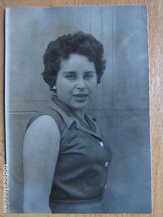 FOTO. CAÑAMAQUE. SORIA. AÑO 1956. FIESTAS. (13,5CM X 8,5 CM). (Fotografía Antigua - Tarjeta Postal)