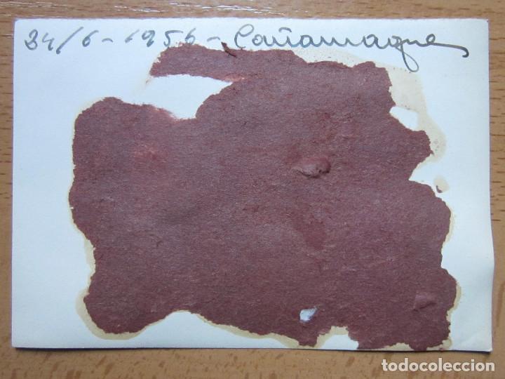 Fotografía antigua: FOTO. CAÑAMAQUE. SORIA. AÑO 1956. FIESTAS. (13,5cm x 8,5 cm). - Foto 2 - 102518779
