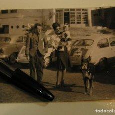 Fotografía antigua: ANTIGUA FOTO FOTOGRAFIA SEAT 600 (17). Lote 102529467