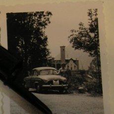 Fotografía antigua: ANTIGUA FOTO FOTOGRAFIA RADIO ANDORRA 1962 (17). Lote 102538699
