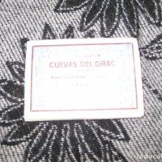 Fotografía antigua: 15 FOTOS CUEVAS DEL DRAG. Lote 102551879