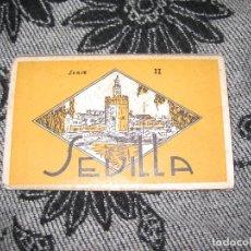Fotografía antigua: 10 POSTALES SEVILLA, SERIE II,. Lote 102553015