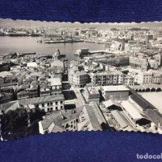 Fotografía antigua: FOTOGRAFIA VISTA GENERAL LA CORUÑA EDICIONES LUJO ZARAGOZA BLANCO NEGRO AÑOS 50/60 9 X 14 CM. Lote 102599899