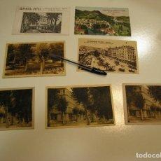 Fotografía antigua: ANTIGUA TARJETA POSTAL HOTEL LOTE DE 7 POSTALES MUY BUEN ESTADO (17). Lote 102754219