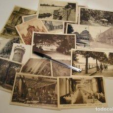 Fotografía antigua: ANTIGUA TARJETA POSTAL VICHY LOTE DE 17 POSTALES SIN CIRCULAR Y MUY BUEN ESTADO (17). Lote 102754443