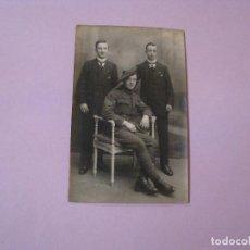 Fotografía antigua: POSTAL FOTOGRÁFICA. BELGICA. 1919.. Lote 104824331