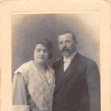 Fotografía antigua: TALLERES DE FOTOGRAFÍA Y PINTURA- R. DUARTE- OVIEDO. Lote 104868303