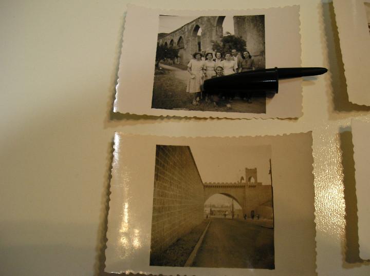 Fotografía antigua: ANTIGUA FOTO FOTOGRAFIA BUÑOL ???? VALENCIA años 40 LOTE DE 8 FOTOS (17) - Foto 4 - 105751131