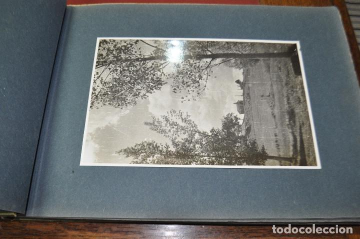 Fotografía antigua: SANTA MARIA DEL MIRACLE MAGNÍFIC ÀLBUM DE FOTOGRAFIES imatges de la creu de terme, processó, etc MPB - Foto 6 - 107219211