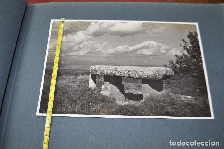 Fotografía antigua: SANTA MARIA DEL MIRACLE MAGNÍFIC ÀLBUM DE FOTOGRAFIES imatges de la creu de terme, processó, etc MPB - Foto 7 - 107219211