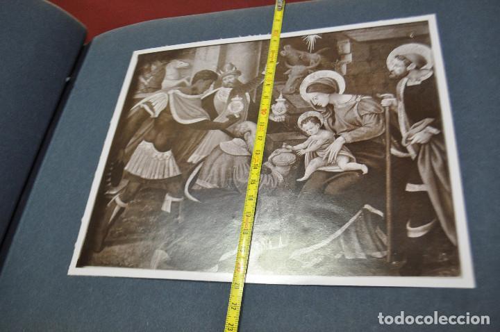 Fotografía antigua: SANTA MARIA DEL MIRACLE MAGNÍFIC ÀLBUM DE FOTOGRAFIES imatges de la creu de terme, processó, etc MPB - Foto 15 - 107219211