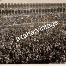 Fotografía antigua: MADRID, 1930, MITIN REPUBLICANO EN LA PLAZA DE TOROS DE LAS VENTAS. Lote 108822527