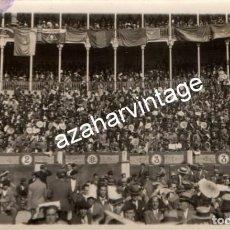 Fotografía antigua: MADRID, 1930, MITIN REPUBLICANO EN LA PLAZA DE TOROS DE LAS VENTAS. Lote 108822579