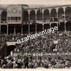 Fotografía antigua: MADRID, 1930, MITIN REPUBLICANO EN LA PLAZA DE TOROS DE LAS VENTAS. Lote 108822835