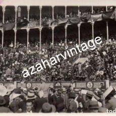 Fotografía antigua: MADRID, 1930, MITIN REPUBLICANO EN LA PLAZA DE TOROS DE LAS VENTAS. Lote 108822935
