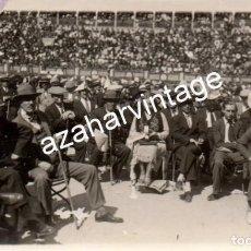 Fotografía antigua: MADRID, 1930, MITIN REPUBLICANO EN LA PLAZA DE TOROS DE LAS VENTAS. Lote 108822995