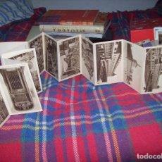 Fotografía antigua: 20 TARJETAS POSTALES DEL MONASTERIO DE EL ESCORIAL.SERIE I. HAUSER Y MENET. VER FOTOS.. Lote 109350527