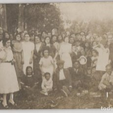 Fotografía antigua: PEDRO FERRER FOTOGRAFIA POSTAL ORIGINAL 11489 1910S LA CORUÑA GALICIA ANTIGUA. Lote 112021823