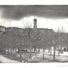 Fotografía antigua: FOTOGRAFÍA CERVERA.- NEVADA EN CERVERA, AÑOS 40 (13,4 X 8,5CM). Lote 112235083