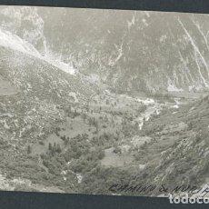Fotografía antigua: NÚRIA. CAMINO DE NÚRIA. VALLE. VISTAS. 1960. Lote 112310379
