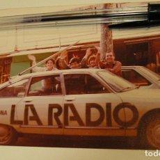 Fotografía antigua: ANTIGUA FOTO FOTOGRAFIA RADIO BARCELONA, COCHE CITROEN GS (18). Lote 113030311