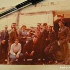 Fotografía antigua: ANTIGUA FOTO FOTOGRAFIA RADIO BARCELONA, COCHE CITROEN GS (18). Lote 113030359