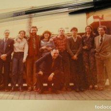 Fotografía antigua: ANTIGUA FOTO FOTOGRAFIA RADIO BARCELONA, COCHE CITROEN GS (18). Lote 113030423