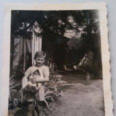 Fotografía antigua - LOTE VARIADO TARJETAS POSTALES Y FOTOS AÑOS 20, 30 Y 40 - 113387759