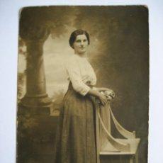 Fotografía antigua: FOTO ANTIGUA,1910 - 1920 . Lote 114223487