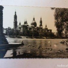 Fotografia antiga: BONITA FOTOGRAFÍA TARJETA POSTAL. ZARAGOZA. Nº 35. CIRCULADAA. Lote 114957527