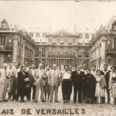 Fotografia antica: ANTIGUA CARTE POSTALE, PALAIS DE VERSAILLES - S/C. Lote 115252363
