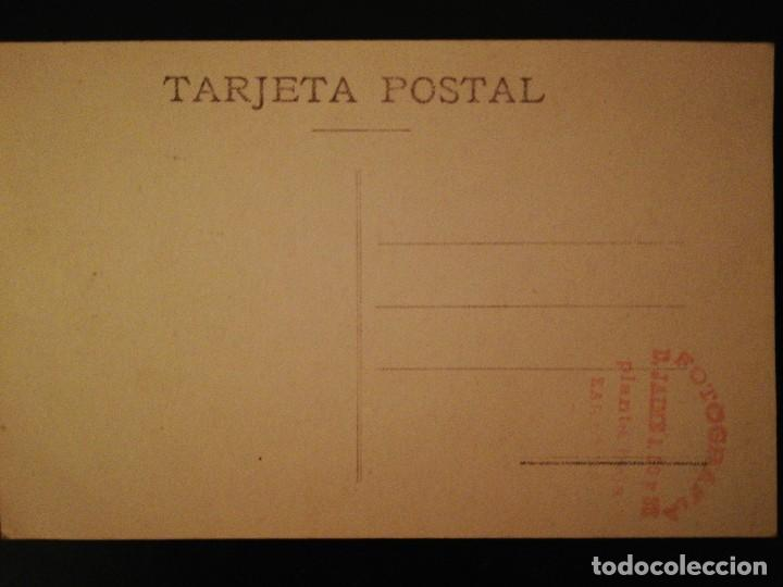 Fotografía antigua: Fotografía TARJETA POSTAL Retrato de Mujer - Zaragoza - Foto 2 - 115256803
