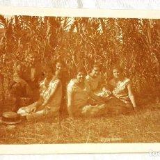 Fotografía antigua: ANTIGUA FOTO - POSTAL / RETRATO DE FAMILIA / ORIGINAL.. Lote 115296639