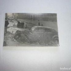 Fotografía antigua: RIADAS DEL VALLÉS DEL 1962 ( RUBÍ Y TARRASA). Lote 115875611