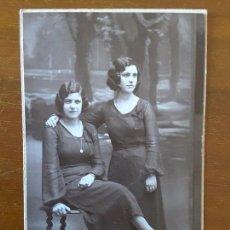 Fotografía antigua: FOTOGRAFÍA MUJERES- TALLERES FOTOGRÁFICOS AMER. Lote 116505175