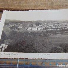 Fotografía antigua: TARJETA POSTAL VIZCAYA PLENCIA VISTA GENERAL MADYMA. Lote 116927479